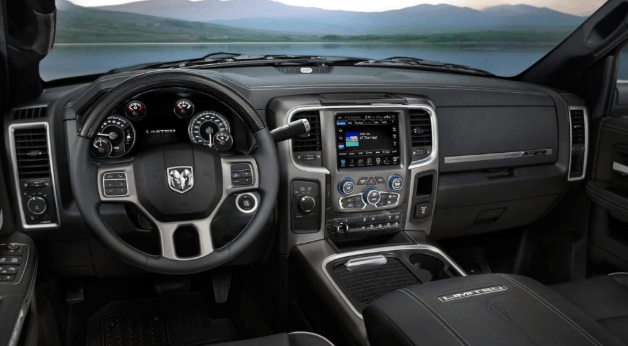 2020 Dodge RAM 2500 Interior 1