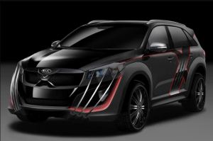 2020 Kia Sorento X-Men Release date, Engines, Concept, and Price