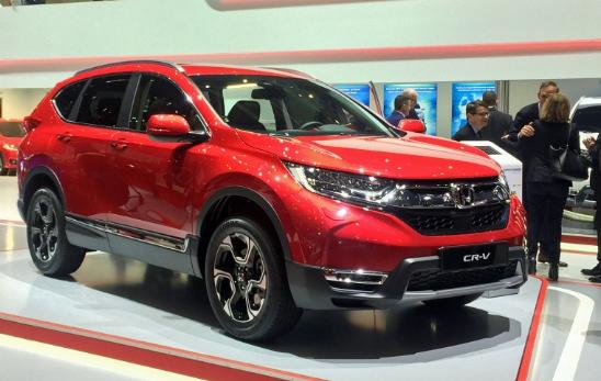 2021 Honda CR-V Redesign, Release Date, Hybrid, and Specs