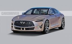 2021 Infiniti Q70 Concept