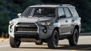 2021 Toyota 4Runner Wallpapers