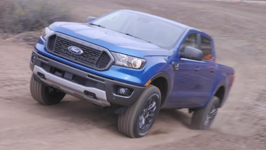 2021 Ford Ranger Images