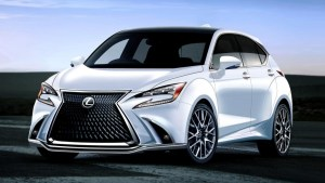 2021 Lexus IS Powertrain
