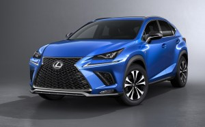 2021 Lexus NX Price