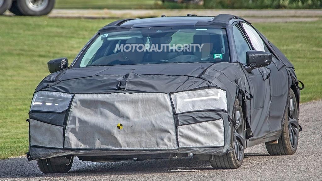 2021 Acura MDX Drivetrain