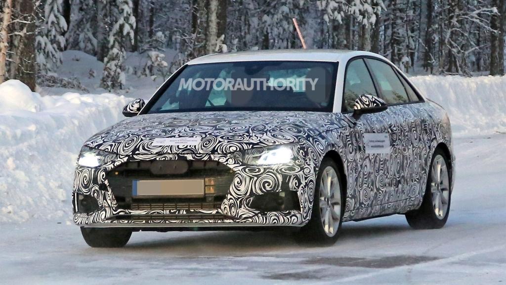 2021 Audi A4 Concept