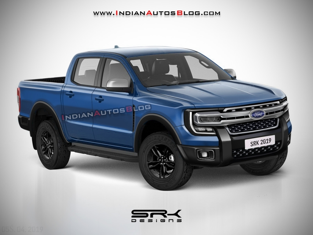 2021 Ford Everest Concept