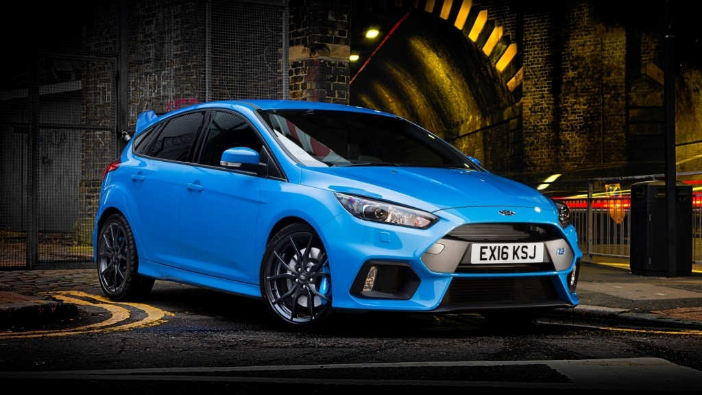 2021 Ford Focus RS Powertrain