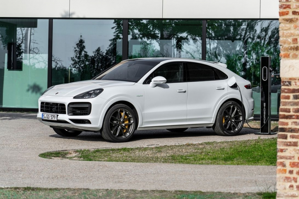 2021 Porsche Cayenne Redesign