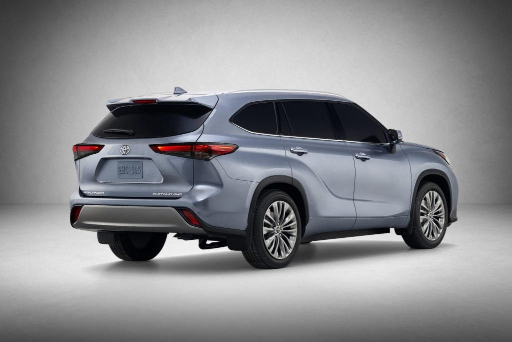 2021 Toyota Highlander Wallpaper