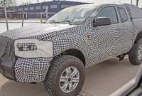 2021 Ford Ranger V6 Images