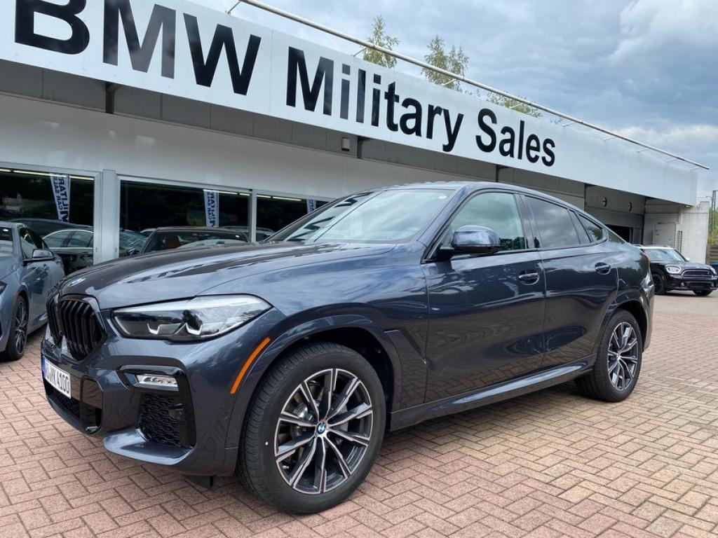 2021 BMW Pickup Truck Drivetrain
