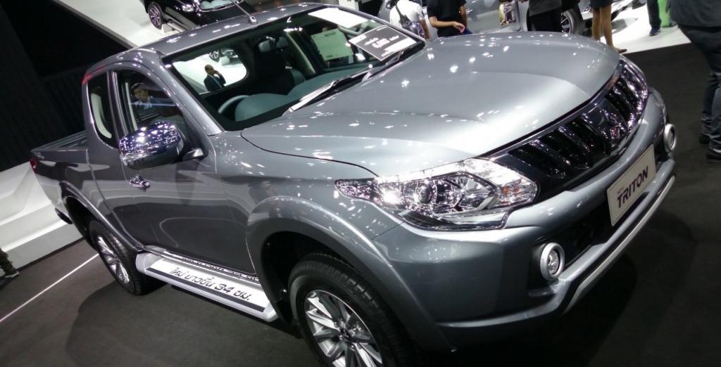 2021 Mitsubishi L200 Specs