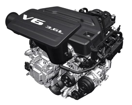 Chrysler 3.6L V6 Pentastar Engine