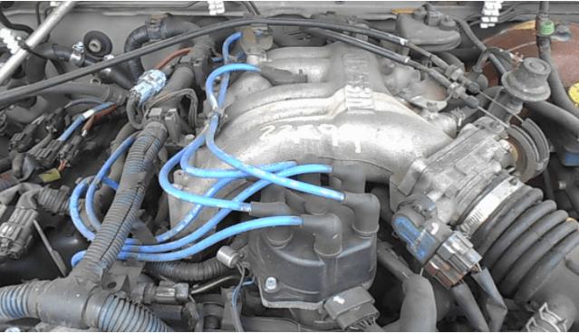 Nissan VG33E 3.3 V6 Engine