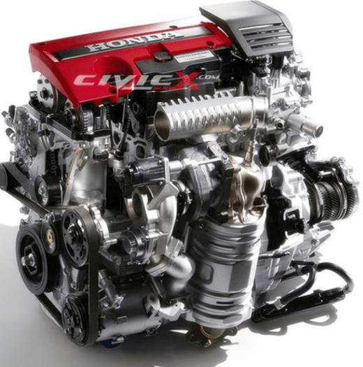 2018 Honda Civic Type R Canada Engine
