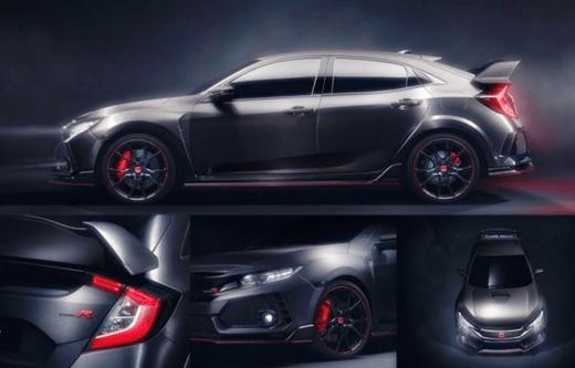 2018 Honda Civic Type R Canada Exterior Reviews