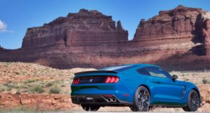2019 Ford Mustang GT500 Exterior