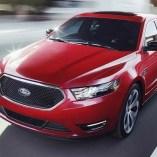 2018 Ford Taurus Sho Redesign Years