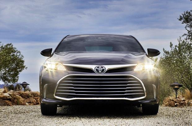 2019 Toyota Avalon Redesign