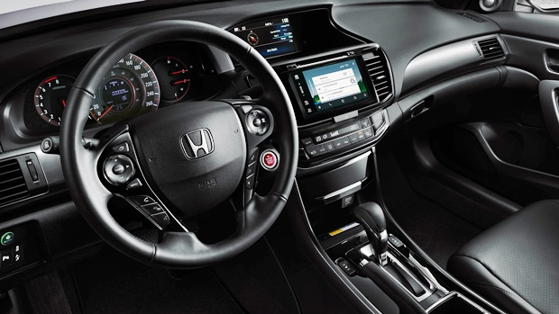 2019 Honda Accord Coupe Features