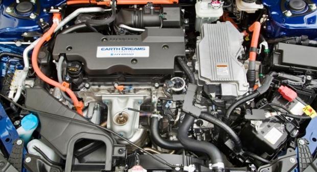 2019 Honda Accord Hybrid Engine