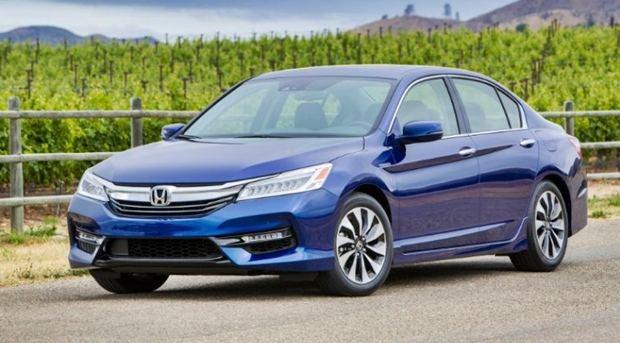 2019 Honda Accord Hybrid Review
