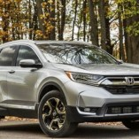 2019 Honda CRV Review