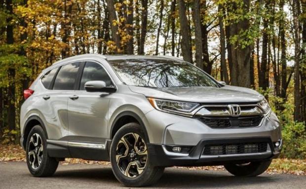 2019 Honda CRV Review
