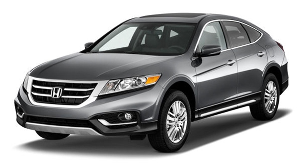 2019 Honda Crosstour Review