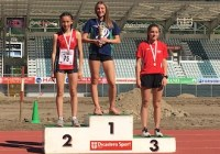 Swiss Athletics Sprint Matilda e Alice seconde
