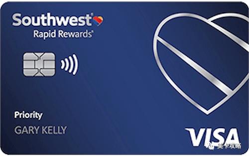 「Chase Southwest Priority信用卡【65K开卡奖励】