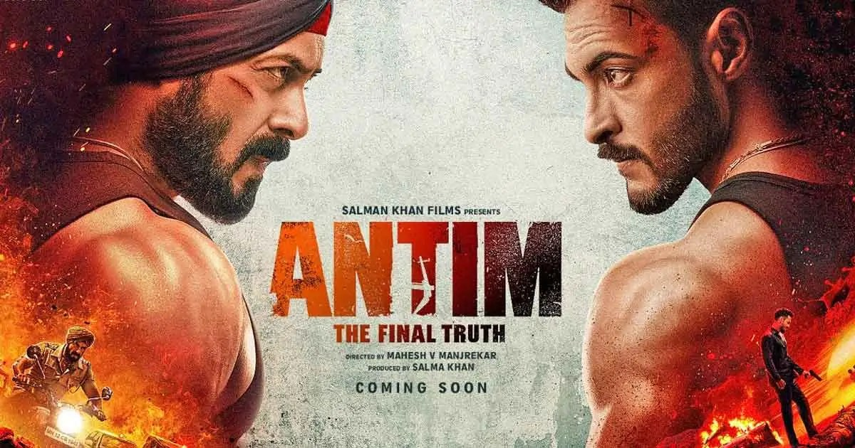 Antim The Final Truth Movie 2021 Online songs Official Trailer Cast, Release Date