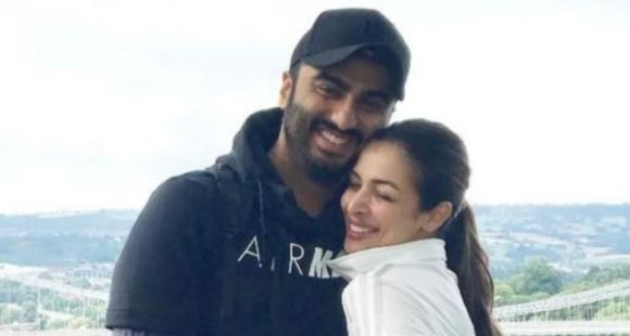 Malaika Arora and Arjun Kapoor PHOTOS of the celeb couple prove they are head over heels in love