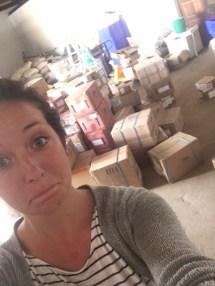International drug shipment
