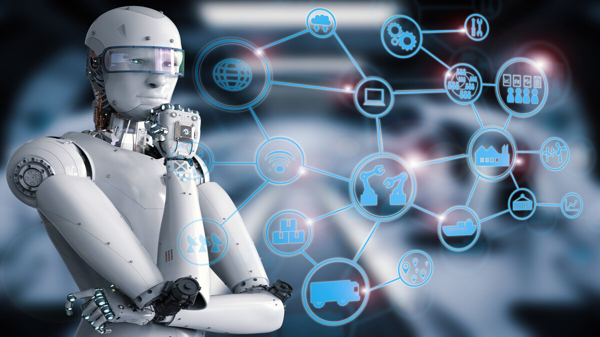 The Robotics Revolution: Could Robots Be Possibly Taking Over Today's Workplace?