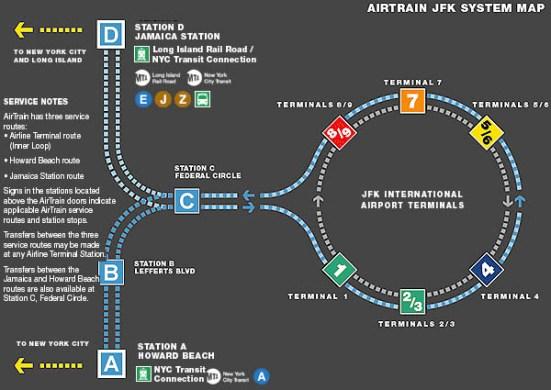 map jfk airport » Agricshow | Nursery