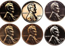 1960-1969 Lincoln Cent Proof Coins