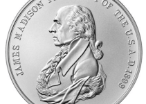 James Madison Presidential Silver Medal