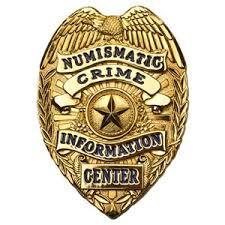 Numismatic Crime Information Center Shield