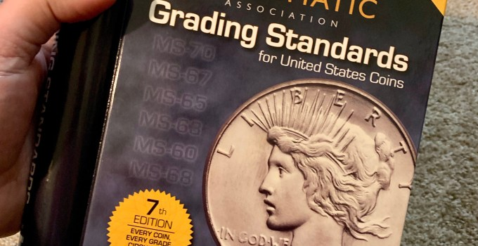 Grading Standards for United States Coins 7th Edition