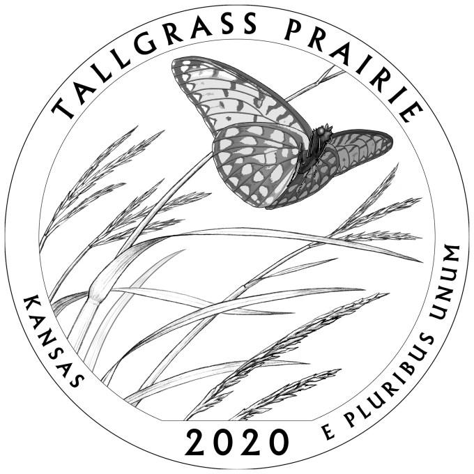 2020 America The Beautiful - Tallgrass Prairie National Preserve
