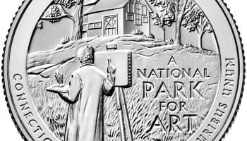 2020 Weir Farm National Historic Site Reverse