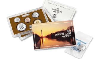 2020 U.S. Mint Proof Set