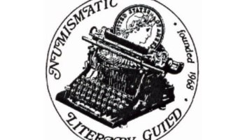Numismatic Literary Guild Logo