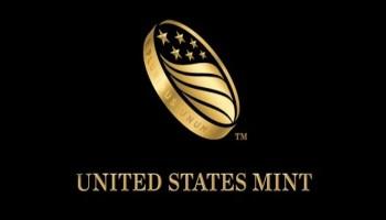 United States Mint Logo - Dark
