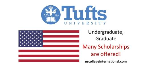 Tufts University Scholarships