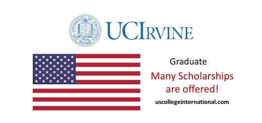 UC Irvine Scholarships
