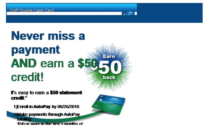 double cash 50 autopay enrollment bonus.png