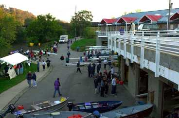 TRRA Boathhouse